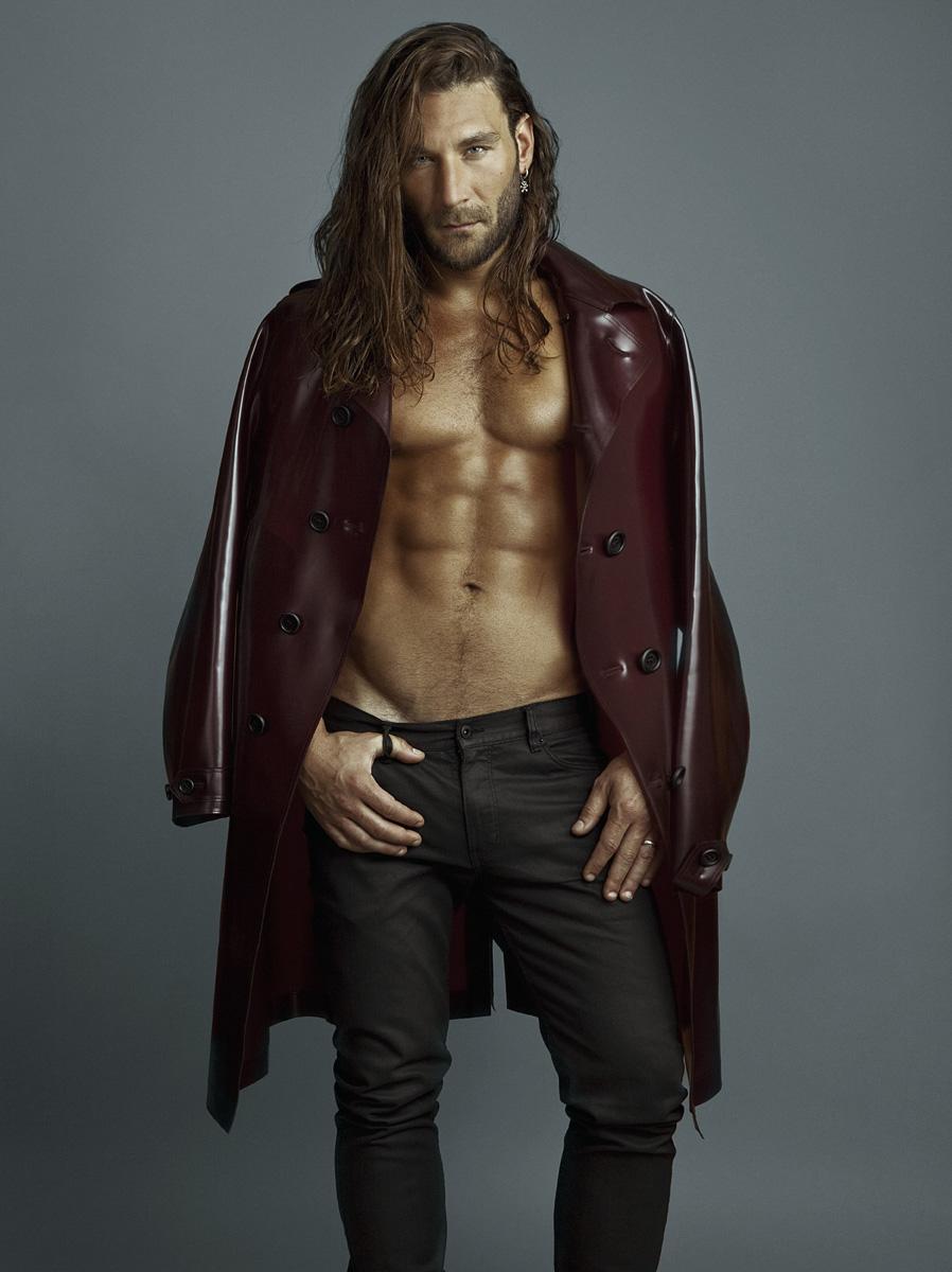 zach mcgowan wife